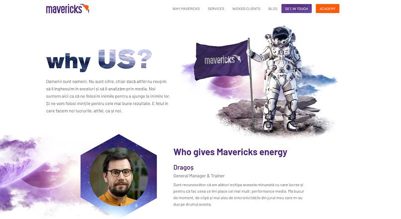 Mavericks si ECOMpedia, parteneriat pentru educarea pietei e-commerce din Romania