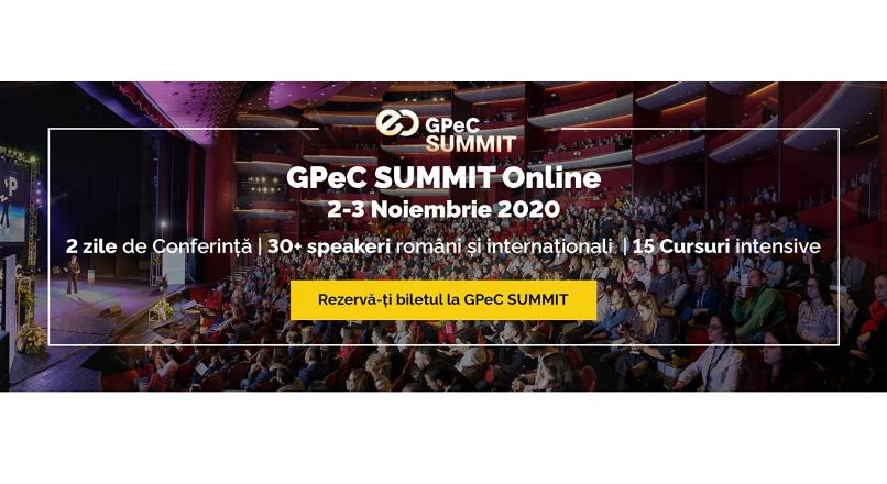 Editia online GPeC SUMMIT (2-3 noiembrie 2020), in cifre