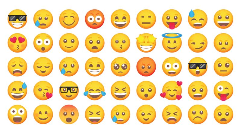 Influenteaza emoji-urile din subiectul unui e-mail rata de deschidere?