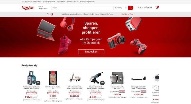 Germania: marketplace-ul Rakuten.de se inchide, in octombrie