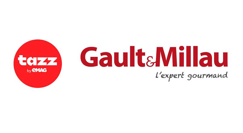 Parteneriat Tazz by eMAG si Gault&Millau, pentru comenzi online de la restaurante