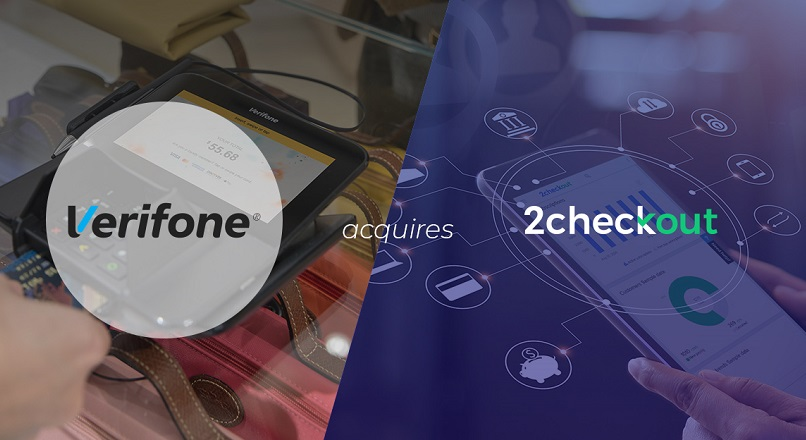 2Checkout, cumparat de platforma e-commerce de plati Verifone