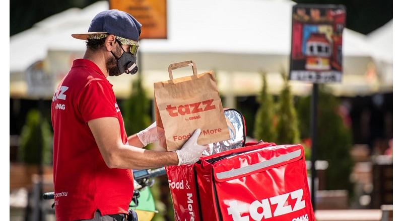 Tazz by eMAG a atras investitii de peste 25 milioane lei, in ultimele 6 luni
