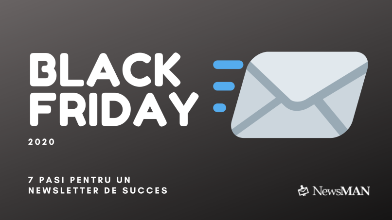 BLACK FRIDAY Newsletter