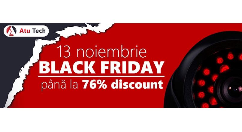 13-15 noiembrie 2020: Black Friday la a2t.ro, cu reduceri de pana la 76%