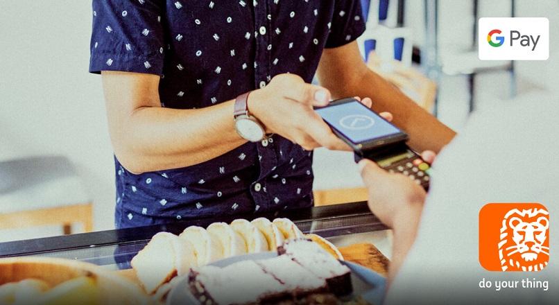Clientii ING Bank Romania pot plati online sau contactless, via Google Pay