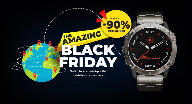 2-15 noiembrie 2020: Black Friday la WatchShop.ro