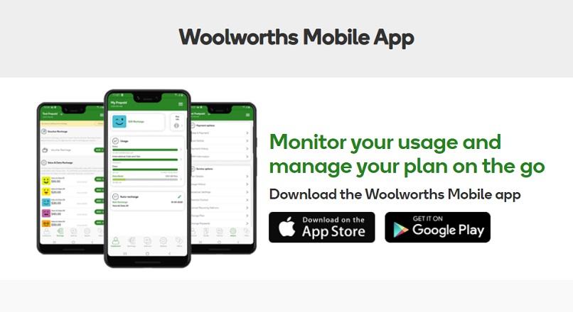 Australia: Woolworths are carucioare cu suport de telefon mobil