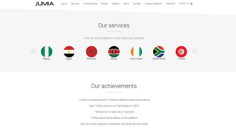 """Cum s-a reinventat """"Amazonul african"""" (Jumia.com), devenind marketplace"""