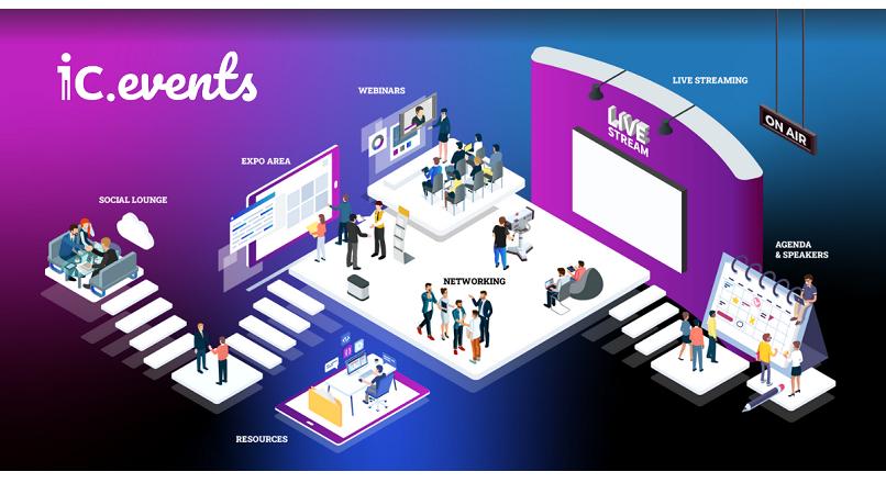 InternetCorp a lansat IC Events, solutie B2B pentru evenimente online