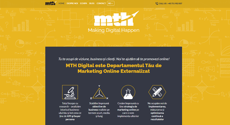 MTH Digital: vanzarile clientilor e-commerce au crescut cu peste 30%, in 2020