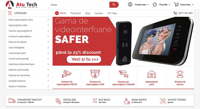 a2t.ro a schimbat platforma site-ului, dupa investitii de 300.000 €
