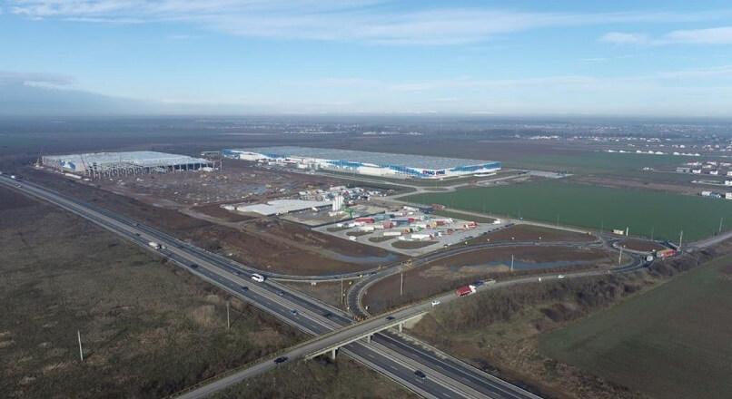 eMAG infiinteaza un parc industrial de 290.000 mp, la Joita (jud. Giurgiu)