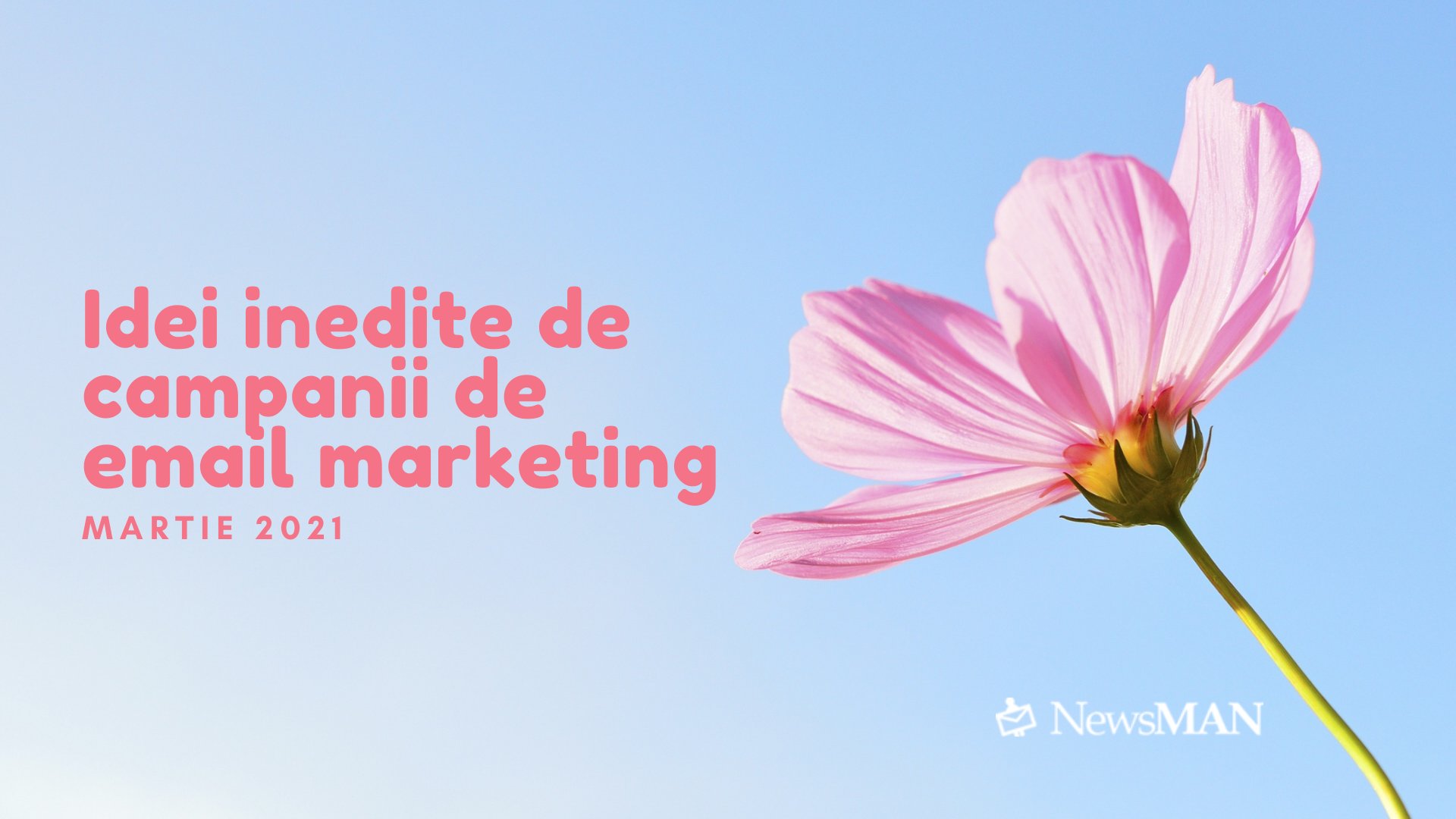 In martie, iesi din rutina: idei inedite de campanii de email marketing