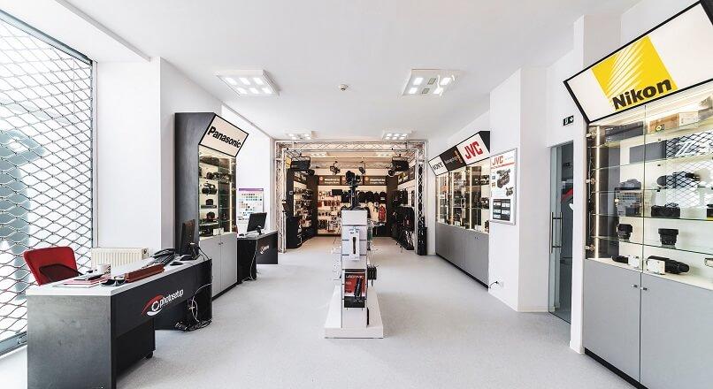 Photosetup.ro si-a mutat si extins showroom-ul din Bucuresti