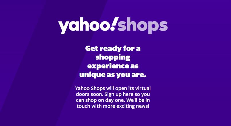 Yahoo se apuca de e-commere: va lansa un marketplace interactiv