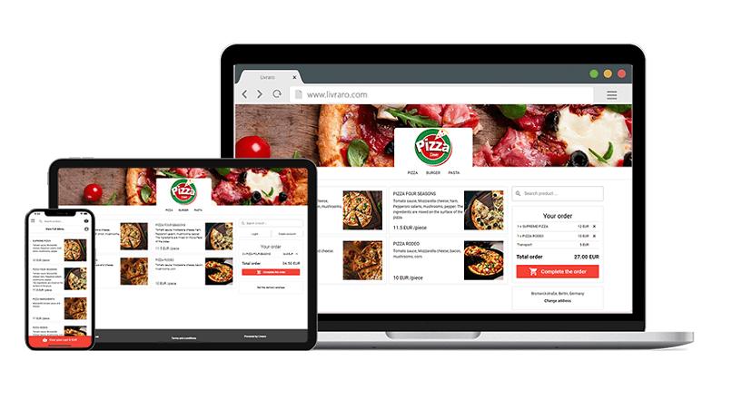 S-a lansat Livraro.com, platforma care creeaza gratuit un magazin online cu livrari la domiciliu