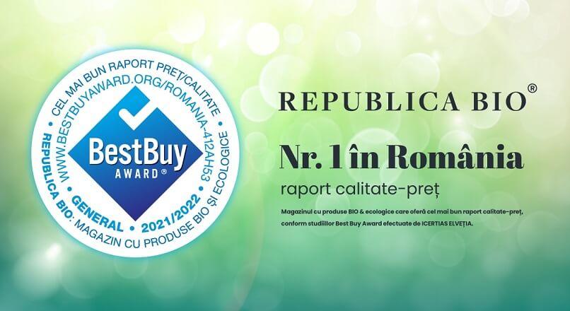 RepublicaBIO.ro si-a dublat CA si a avut vanzari de 6,4 milioane lei, in 2020