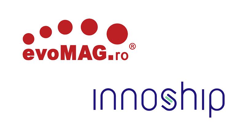 Solutia Innoship, implementata de evoMAG.ro, a redus costurile de livrare cu 15%