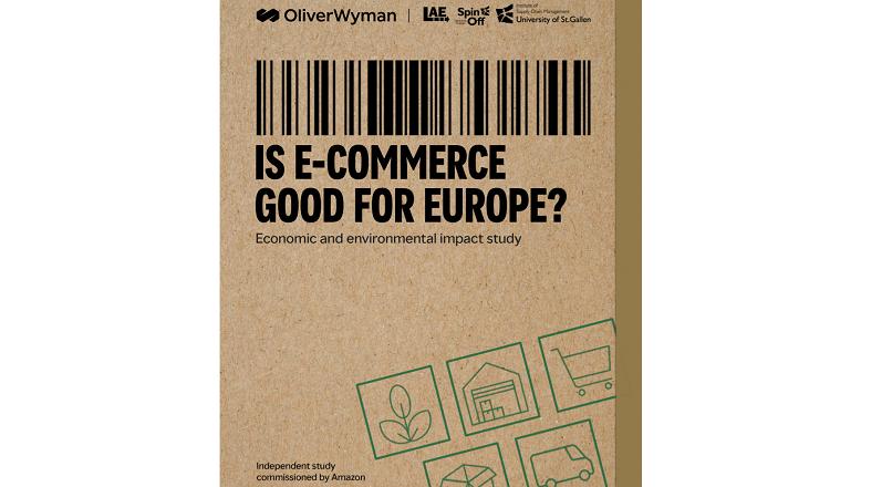 Impactul economic si de mediu al e-commerce-ului, in Europa (studiu)