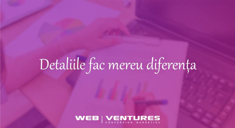 Web Ventures: cum optimizezi cererile de oferta online, studiu de caz Autoteile.ro