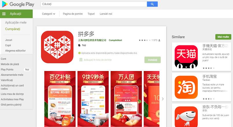 4 lectii e-commerce, invatate de la app-ul chinez Pinduoduo (VIDEO)