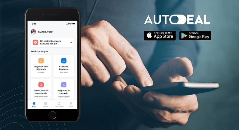 Romania: s-a lansat Autodeal, aplicatia completa pentru gestionarea obligatiilor auto
