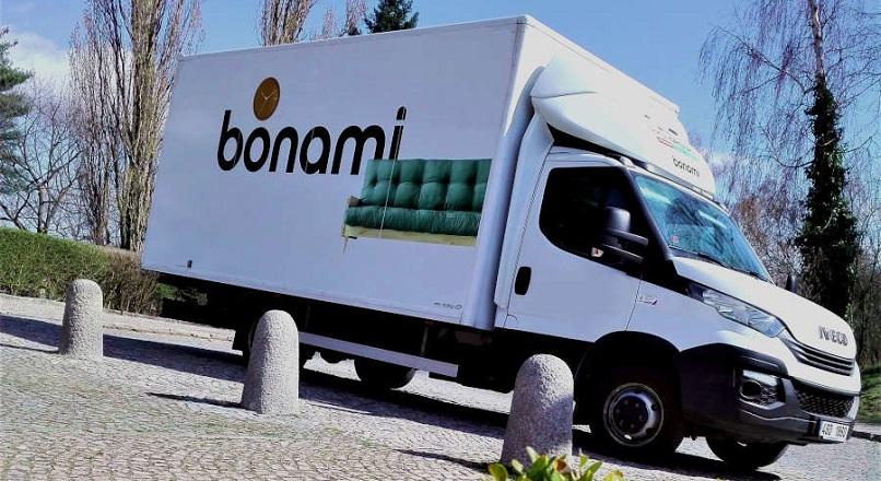 Bonami.ro a lansat propriul serviciu premium de livrare, pentru mobilier