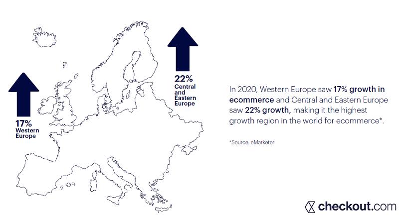 74% dintre europeni vor face shopping online la fel de mult ca in pandemie (raport)
