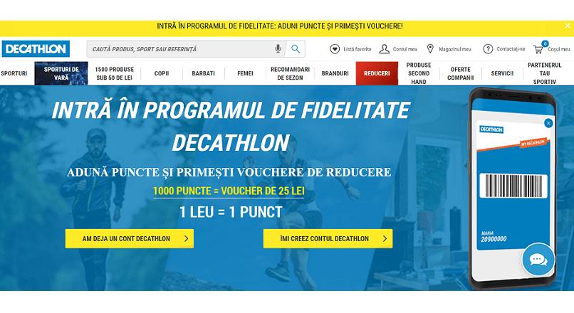 Programul de fidelitate Decathlon, un parteneriat de succes cu echipa Zitec