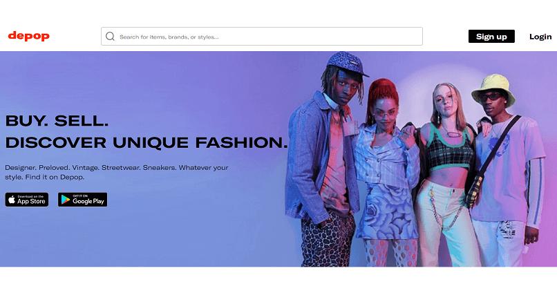 Etsy.com a platit 1,62 miliarde $ pe app-ul de moda second-hand Depop