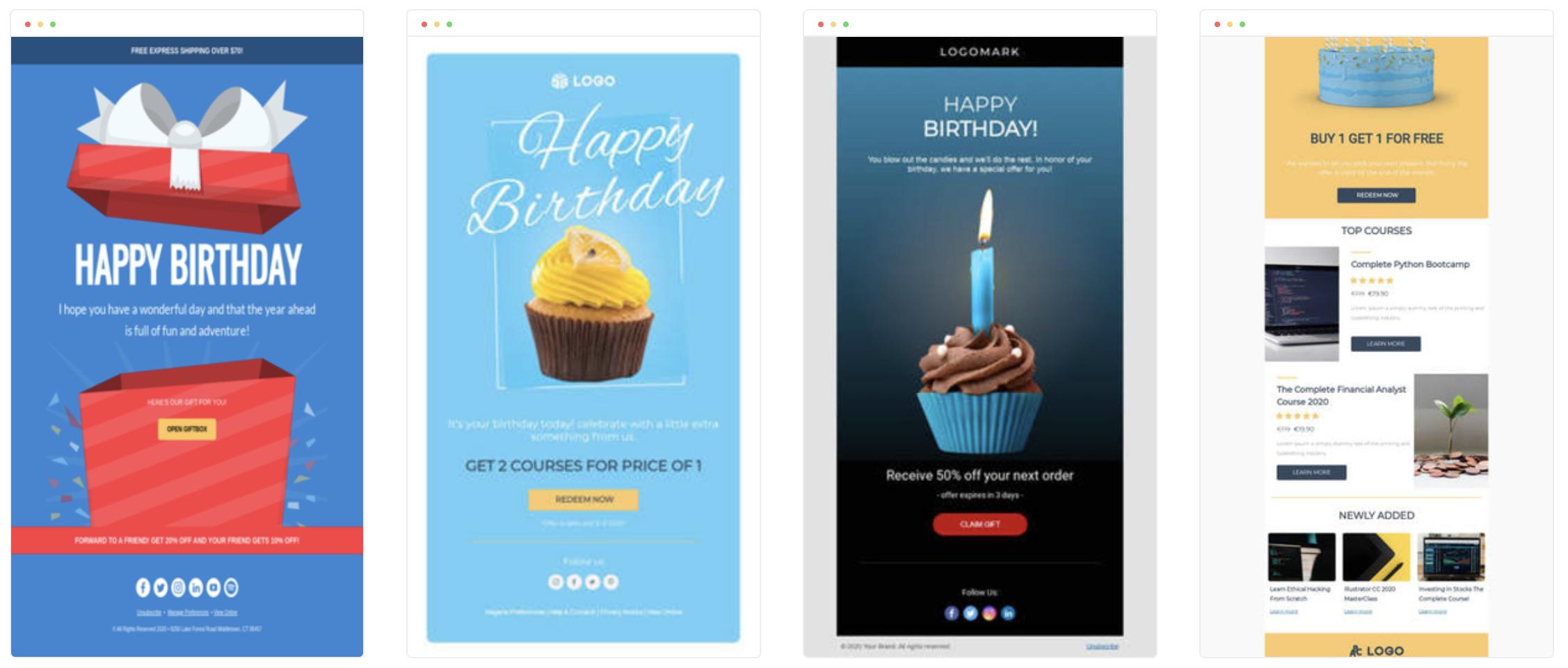 email marketing de vara