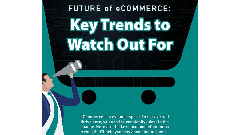 Viitorul e-commerce-ului: tendinte de urmarit (infografic)