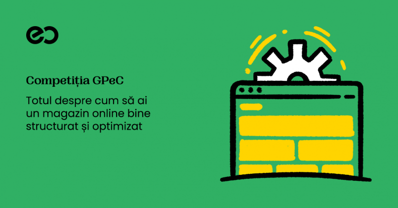 6 jucatori e-commerce importanti sprijina magazinele online inscrise in Competitia GPeC 2021