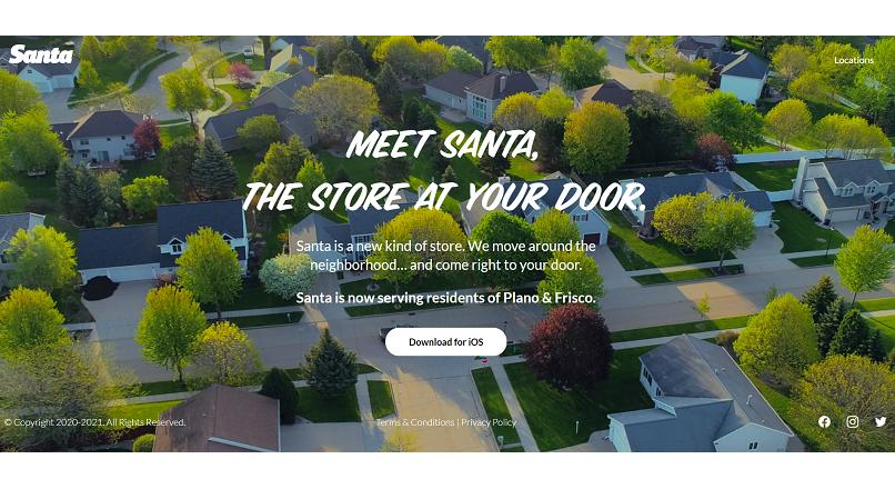Magazinul online mobil Santa propune un nou format de shopping