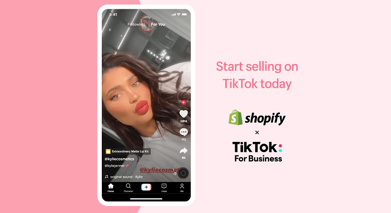 TikTok si Shopify au lansat TikTok Shopping in SUA, Canada si Marea Britanie (VIDEO)