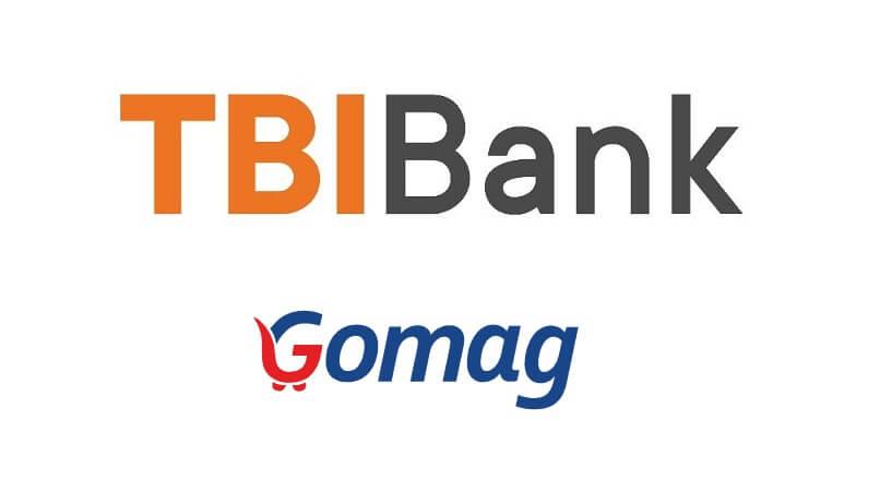 TBI Bank dezvolta parteneriatul cu platforma e-commerce Gomag